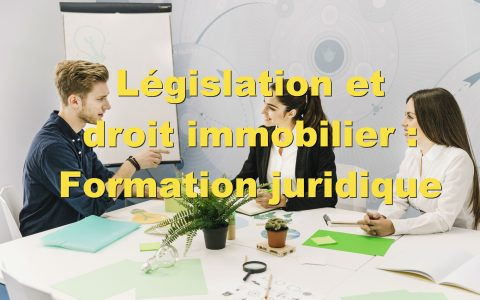 Formation droit